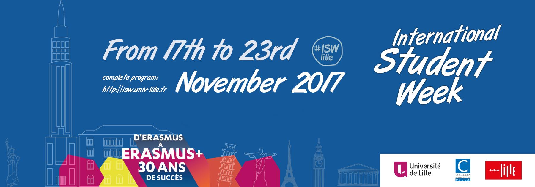 International student week