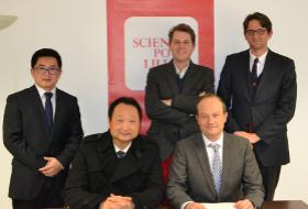 Cooperation agreement with Sun Yat-Sen University
