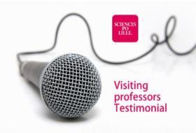 Sciences Po Lille : Visiting professor testimonial