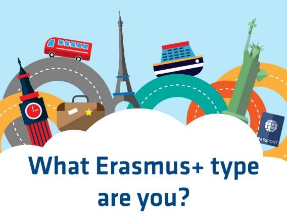 Erasmus+ Quiz: What Erasmus Type Are You?